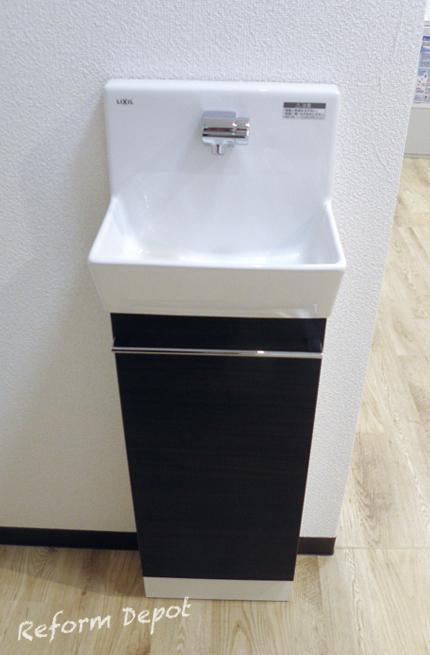 リクシル 壁付け手洗いコフレルスリム